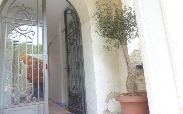 Отель Villa Maryluna вид на фасад