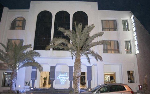 Отель Olympic Djerba Тунис, Мидун - отзывы, цены и фото номеров - забронировать отель Olympic Djerba онлайн вид на фасад