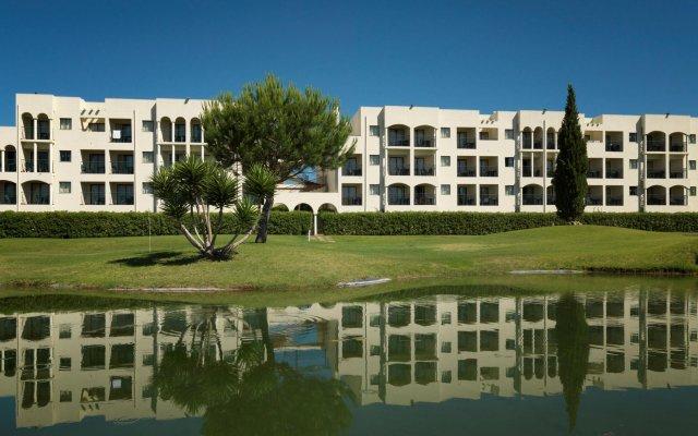 Отель Yellow Alvor Garden - All Inclusive вид на фасад