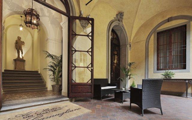 Отель Al Palazzo del Marchese di Camugliano Италия, Флоренция - отзывы, цены и фото номеров - забронировать отель Al Palazzo del Marchese di Camugliano онлайн вид на фасад