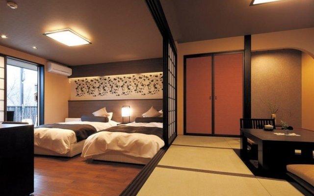 Отель Shikisai Тояма комната для гостей
