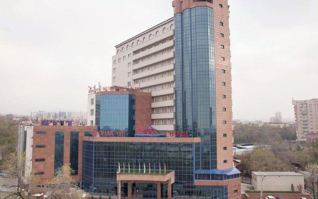Гостиница Grand Aiser вид на фасад