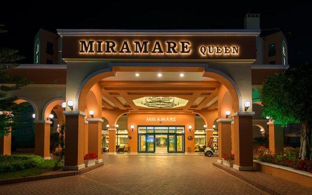 Miramare Beach Hotel Турция, Сиде - 1 отзыв об отеле, цены и фото номеров - забронировать отель Miramare Beach Hotel онлайн вид на фасад