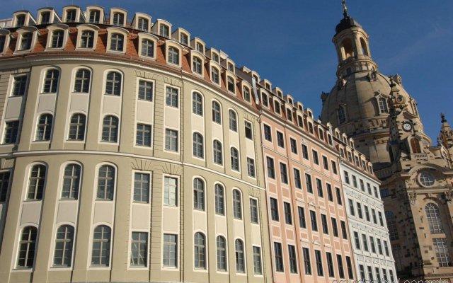 Отель QF Hotel Dresden Германия, Дрезден - отзывы, цены и фото номеров - забронировать отель QF Hotel Dresden онлайн вид на фасад