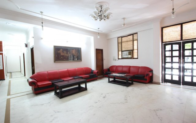 Hotel Citi Continental комната для гостей