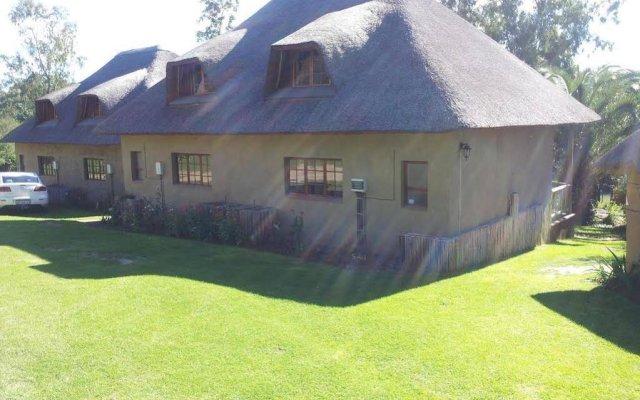 Отель Avoca River Cabins вид на фасад