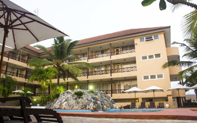 Best Western Plus Accra Beach