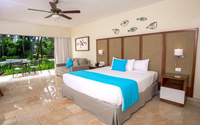 Отель Impressive Premium Resort & Spa Punta Cana – All Inclusive Доминикана, Пунта Кана - отзывы, цены и фото номеров - забронировать отель Impressive Premium Resort & Spa Punta Cana – All Inclusive онлайн вид на фасад