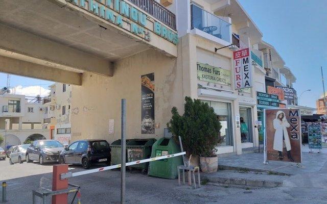 Отель 777 Beach Guesthouse Кипр, Пафос - отзывы, цены и фото номеров - забронировать отель 777 Beach Guesthouse онлайн вид на фасад