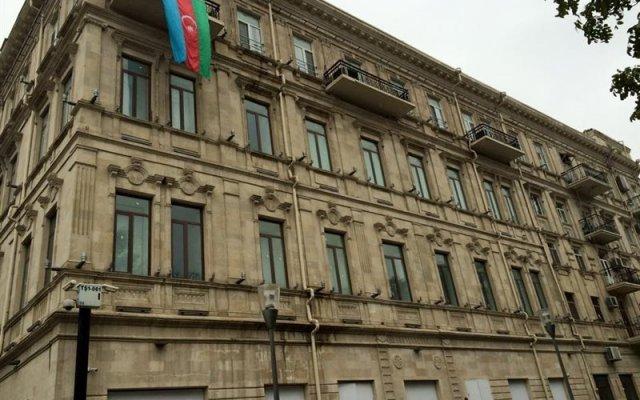 Отель Азкот Азербайджан, Баку - 2 отзыва об отеле, цены и фото номеров - забронировать отель Азкот онлайн вид на фасад