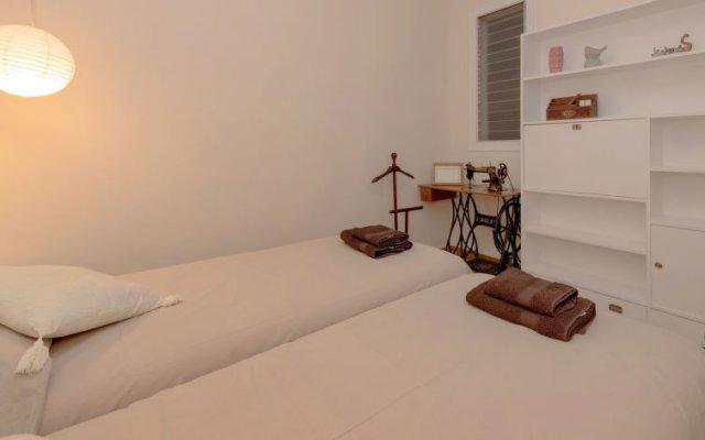 Отель Eixample Esquerre Aragó Rocafort комната для гостей