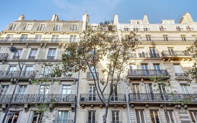 Отель Sweet Inn Apartments Saint Germain Франция, Париж - отзывы, цены и фото номеров - забронировать отель Sweet Inn Apartments Saint Germain онлайн вид на фасад