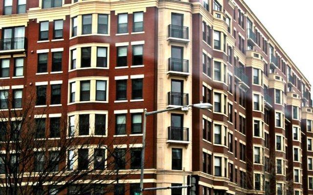 Отель Weichert Suites at Thomas Circle США, Вашингтон - отзывы, цены и фото номеров - забронировать отель Weichert Suites at Thomas Circle онлайн вид на фасад