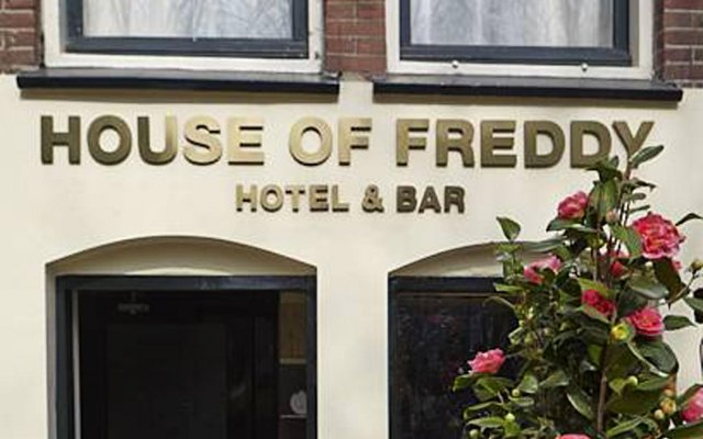 Отель House of Freddy Нидерланды, Амстердам - отзывы, цены и фото номеров - забронировать отель House of Freddy онлайн вид на фасад