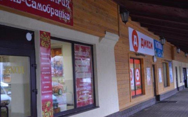 Гостиница 12 Mesyatsev Hotel в Плескове отзывы, цены и фото номеров - забронировать гостиницу 12 Mesyatsev Hotel онлайн Плесков вид на фасад