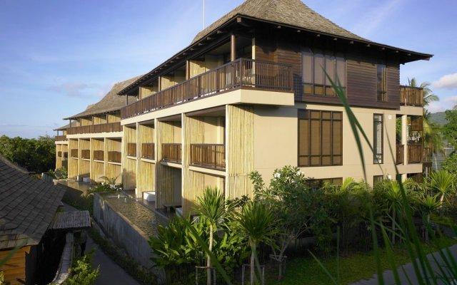 Отель The Villas by Silavadee Pool Spa Resort вид на фасад