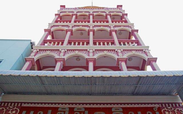 Отель Pacific Inn вид на фасад