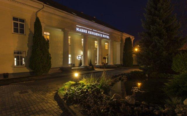 Отель Mabre Residence вид на фасад