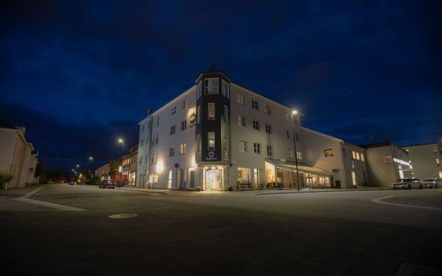 Отель Skagen Hotel Норвегия, Бодо - отзывы, цены и фото номеров - забронировать отель Skagen Hotel онлайн вид на фасад