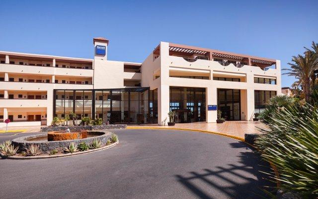Отель Occidental Jandia Mar вид на фасад