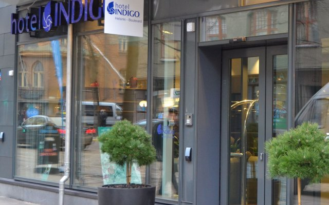 Hotel Indigo Helsinki - Boulevard вид на фасад