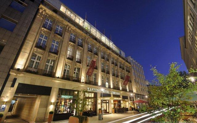 Kastens Hotel Luisenhof вид на фасад