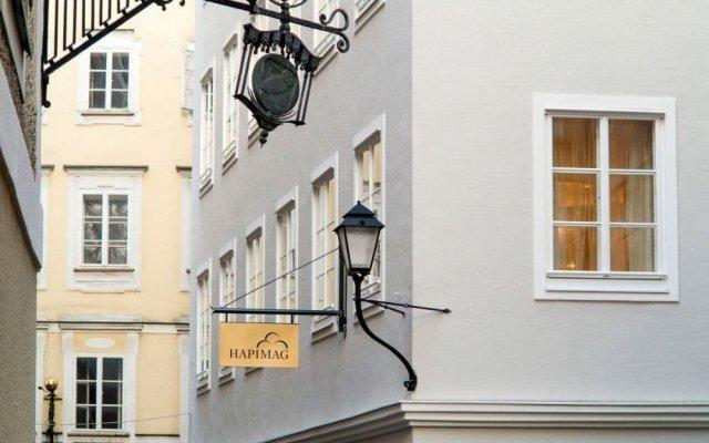 Отель Hapimag Resort Salzburg Австрия, Зальцбург - отзывы, цены и фото номеров - забронировать отель Hapimag Resort Salzburg онлайн вид на фасад