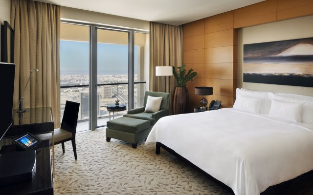 Отель Address Dubai Mall Дубай комната для гостей