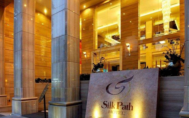 Silk Path Hotel Hanoi вид на фасад