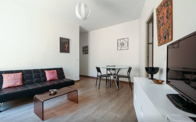 Sunny and Modern 1 Bedroom with Balcony 1