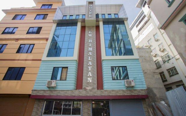 Отель OYO 222 Hotel New Himalayan Непал, Катманду - отзывы, цены и фото номеров - забронировать отель OYO 222 Hotel New Himalayan онлайн вид на фасад