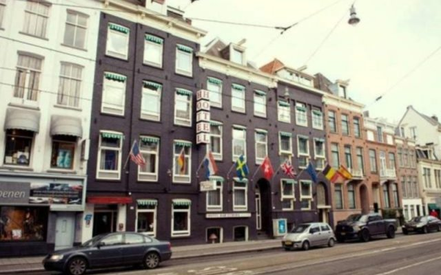 Hotel Europa 92 вид на фасад