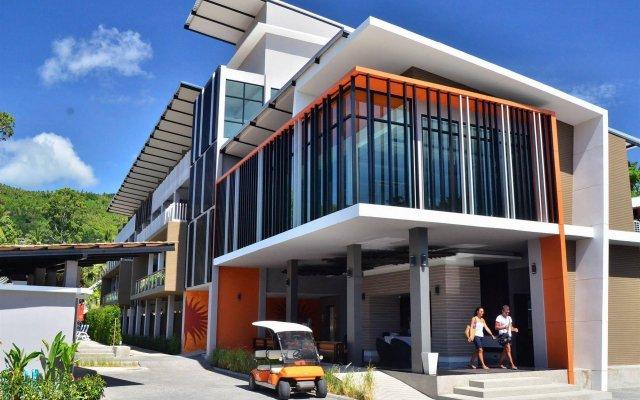 Отель Chaweng Noi Pool Villa Таиланд, Самуи - 2 отзыва об отеле, цены и фото номеров - забронировать отель Chaweng Noi Pool Villa онлайн вид на фасад
