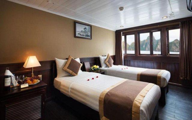 Отель Image Halong Cruise Халонг комната для гостей