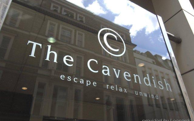 Отель The Cavendish London вид на фасад