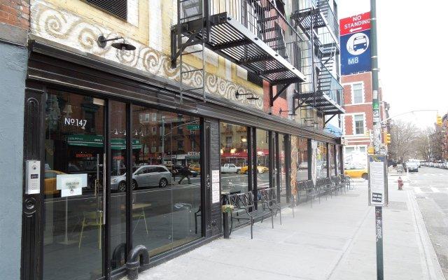 Отель East Village Hotel США, Нью-Йорк - отзывы, цены и фото номеров - забронировать отель East Village Hotel онлайн вид на фасад