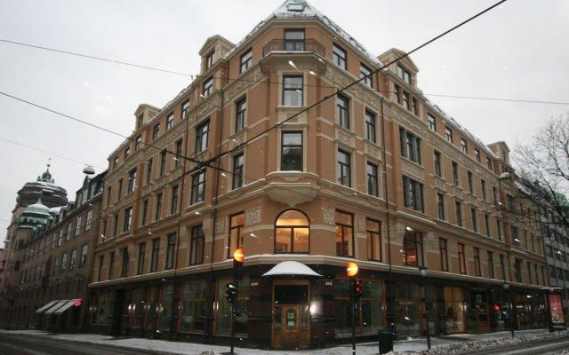 Отель Nordic Host - Kirkegata 19 вид на фасад