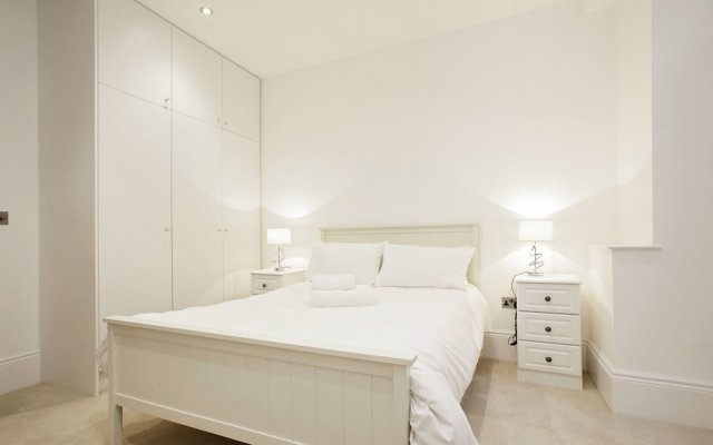 Апартаменты Covent Garden Private Apartments Лондон комната для гостей