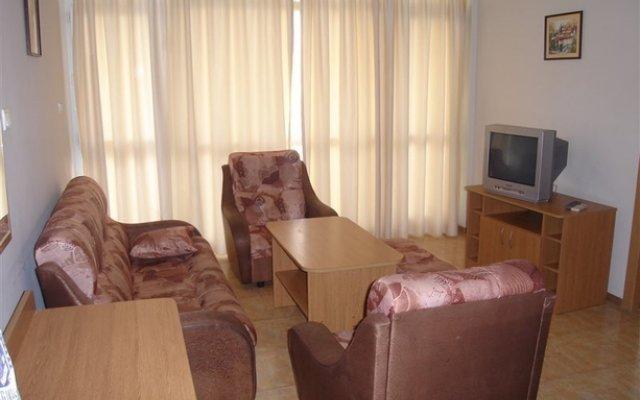 Отель Elite Apartments Болгария, Солнечный берег - отзывы, цены и фото номеров - забронировать отель Elite Apartments онлайн комната для гостей