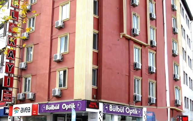 Kayi Otel Турция, Кастамону - отзывы, цены и фото номеров - забронировать отель Kayi Otel онлайн вид на фасад