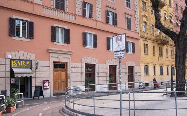 Отель Chroma Apt San Pietro вид на фасад