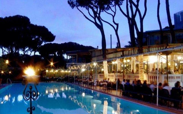 Hotel Shangri-La Roma вид на фасад