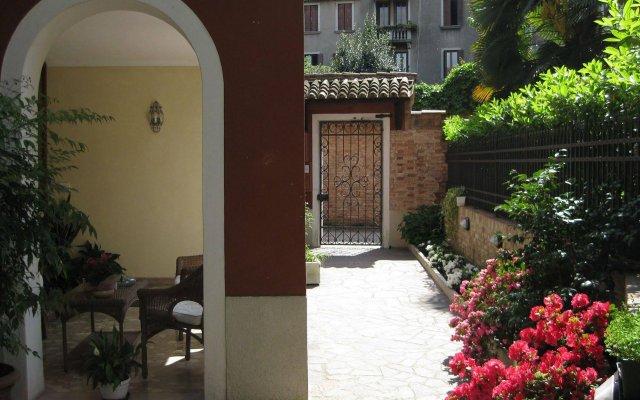 Отель Ca San Rocco Италия, Венеция - отзывы, цены и фото номеров - забронировать отель Ca San Rocco онлайн вид на фасад