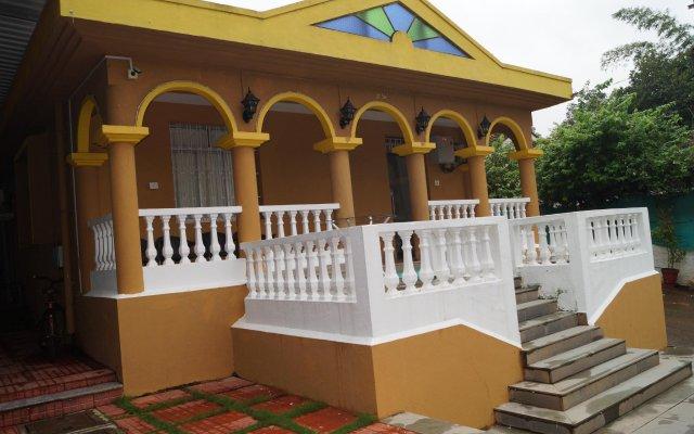 Отель Mamra Suites Goa Гоа вид на фасад