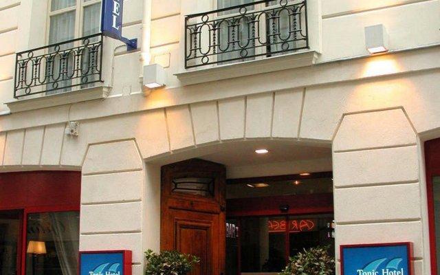 Отель Tonic Hotel Du Louvre Франция, Париж - - забронировать отель Tonic Hotel Du Louvre, цены и фото номеров вид на фасад
