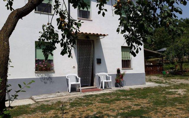 Отель B&B Casa Aceo Сан-Мартино-Сиккомарио вид на фасад