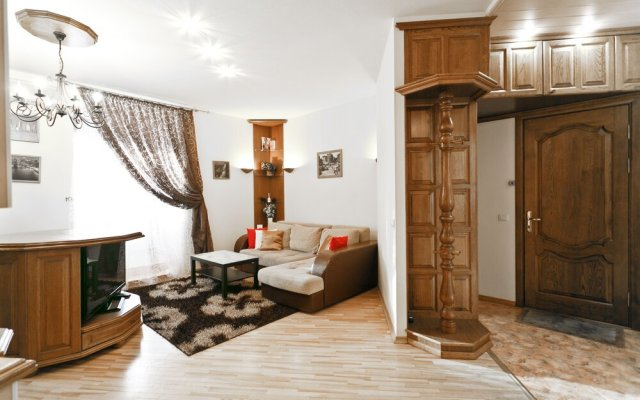 Апартаменты MinskLux Apartment 1 bedroom Engelsa 12 Минск