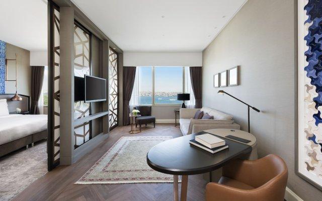 Отель The Ritz Carlton комната для гостей