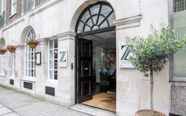 Отель The Z Hotel Victoria Великобритания, Лондон - отзывы, цены и фото номеров - забронировать отель The Z Hotel Victoria онлайн вид на фасад
