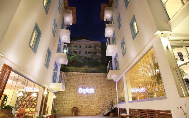 Saylam Suites Турция, Каш - 2 отзыва об отеле, цены и фото номеров - забронировать отель Saylam Suites онлайн вид на фасад
